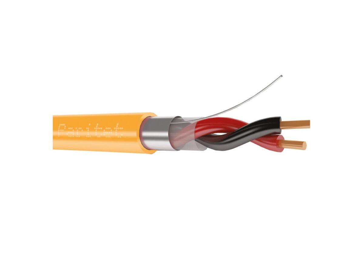 JE-H(St)H..Bd FE180/E30 1х2х08 кабель сигнальный огнестойкий для пожарной сигнализации