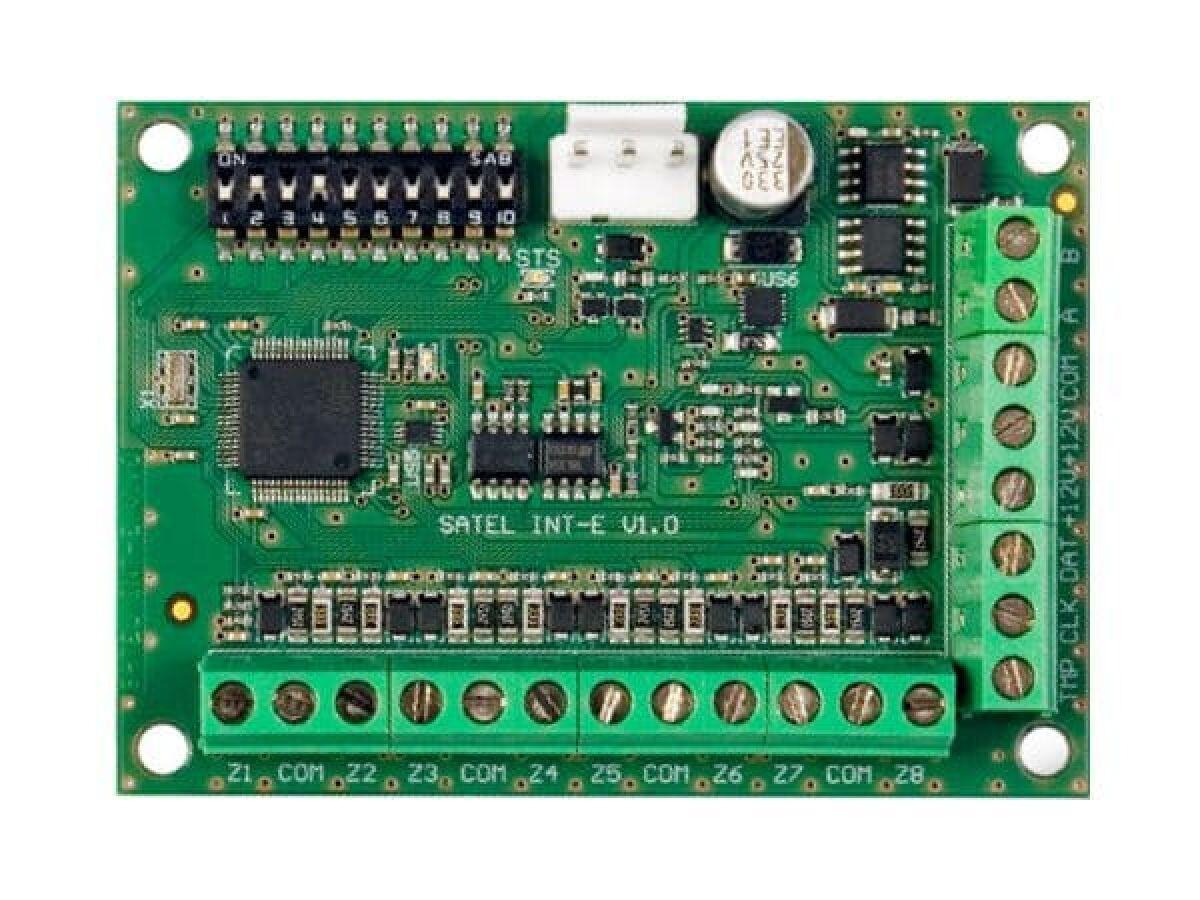 INT-E модуль расширения