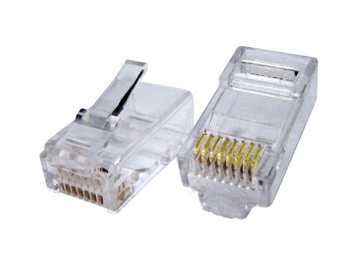 RJ-45 for UTP cable