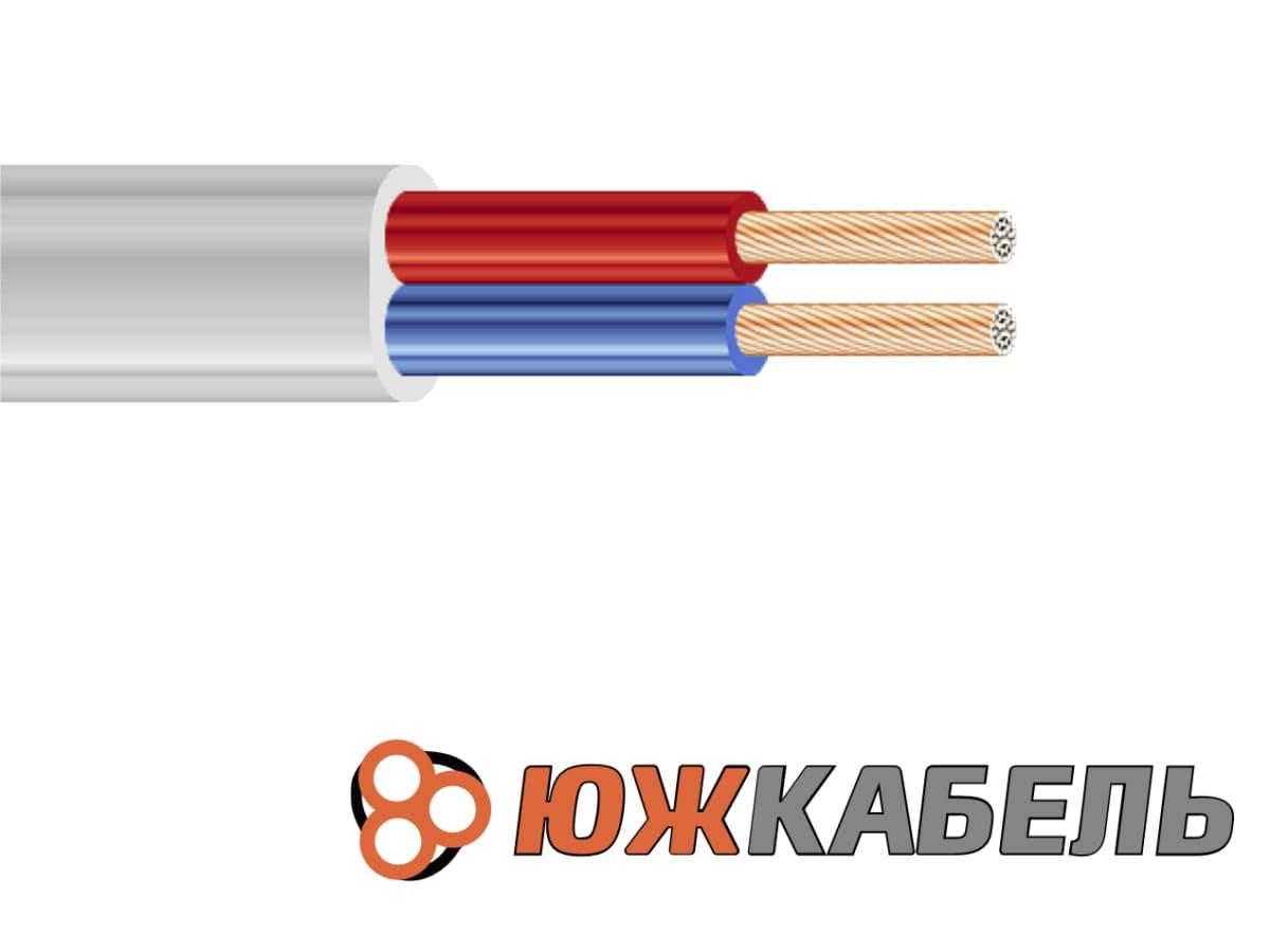 ШВВП 2х0,5 кабель силовой 2-х проводный