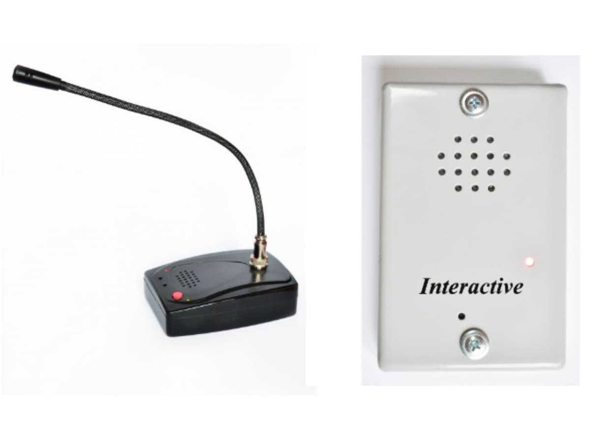 Interactive-2 переговорное устройство клиент-кассир