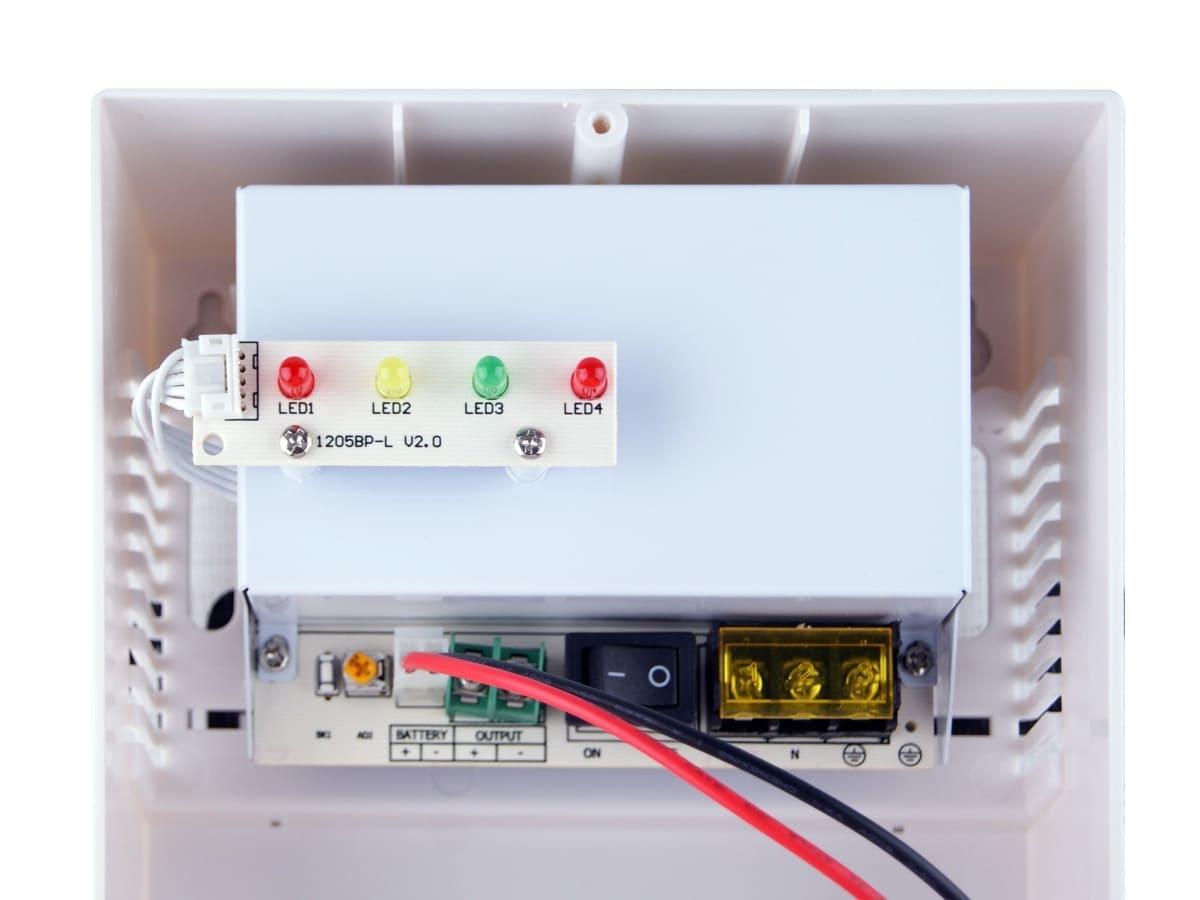 BBGP-123 блок питания импульсный одноканальный (клемник)