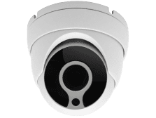 CAM-215DB30 (3.6) Hybrid видеокамера купольная наружная