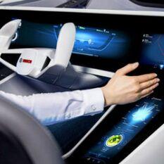 Биометрия идёт в автомобиль