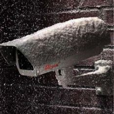 Влияет ли зимняя погода на систему безопасности