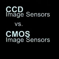 Чем матрица CCD отличается от матрицы CMOS