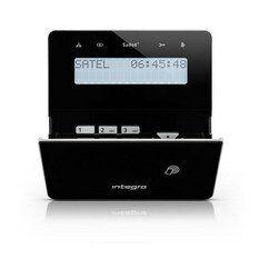 Новая беспроводная клавиатура для охранных систем Satel INTEGRA - INT-KWRL
