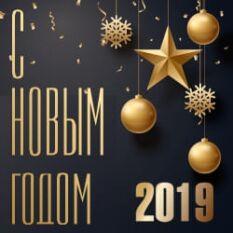 С Новым Годом! Пусть новый год станет годом новых идей и успешных проектов!