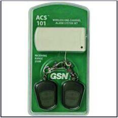 Радиокнопки тревожной сигнализации GSN в продаже