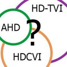 Сравнительный анализ HD-CVI, AHD и HD-TVI стандартов видеонаблюдения