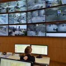 Харьковчане под круглосуточным надзором камер видеонаблюдения