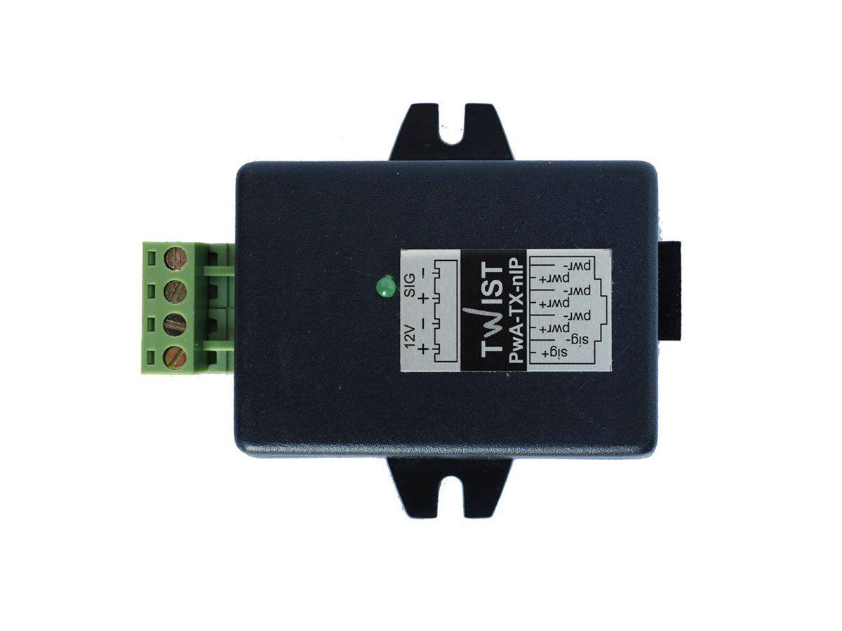 Pwa-16 1-канальный передатчик для передачи видео по витой паре