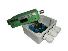 HD 1-канальный активный усилитель для передачи видео по витой паре (комплект)